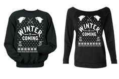 Winter-Is-Coming. Winter Is Coming. by CreateMoreSleepLess on Etsy https://www.etsy.com/listing/255985454/winter-is-coming-winter-is-coming
