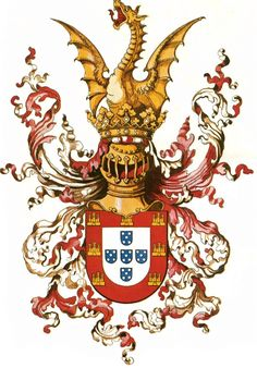 arms of King João II of Portugal
