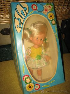 Muñecas Lesly y Barriguitas: Muñeca Cuca de famosa años 70. - Foto 2 - 9844536 Barbarella, Decor, Kuchen, Spain, Antique Dolls, Toys, Celebs, Antique Shops, Decoration