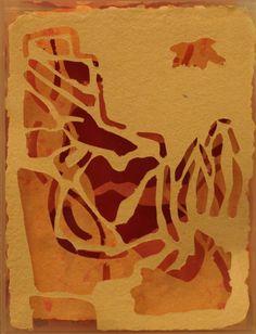 Colorado Rocks Red by Marian Brown