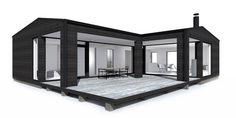 Sunhouse omakotitalo- ja vapaa-ajan asuntojen talomallisto koostuu arkkitehtien suunnittelemista taloista. Malleja voidaan muokata täysin vapaasti.