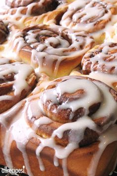"Clone of a Cinnabon | ""Thank you to reviewer SHANNONTHESHE who was a Cinnabon employee, I followed her tips and these rolls were perfection!"""