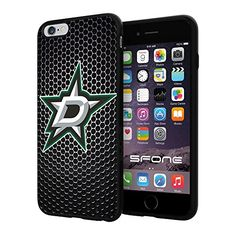 "Dallas Stars Black Iron Net #1606 iPhone 6 Plus (5.5"") I6+ Case Protection Scratch Proof Soft Case Cover Protector SURIYAN http://www.amazon.com/dp/B00X4DGDGU/ref=cm_sw_r_pi_dp_1Jjwvb11EMWX6"