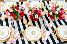 Chic Galentine's Day Table for Valentine's Day - Randi Garrett Design    #valentinesday #valentines #valentine #valentinestable #galentines #galentinesday #fancydinner #valentinesdinner #romanticdinner #romanticvalentinesdinner #valentinesdaytablescape #romanticvalentinesdaydinner #galentinesbrunch #galentinesdinner #dinnerparty #valentinesparty #valentinesdayparty #tablescape #pinkandgold #girlparty
