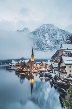 Hallstatt, Austria — Madeline Lu