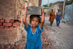India - Child Labor   Steve McCurry