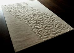 Topographic Carpets: The Map Rug by Harry Allen is the Modern Equivalent to Oriental