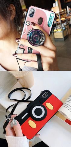Huge Discount from US$0.99. 10000+ Styles cute phone case for #Iphone & #Samsung, Cute Phone Cases, Iphone Cases, Phone Cases Samsung, Gifts For Photographers, Fitness Gifts, Camera Phone, Practical Gifts, Cute Disney, Cool Gadgets