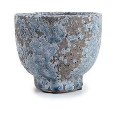 Round Clay Bowl