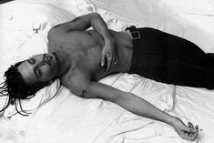 Johnny Depp by Annie Leibovitz, 1994