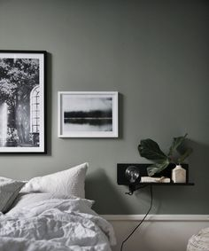 At Boca do Lobo we believe on the bedroom misfits out there, so we've created the Master Bedroom Collection. Bedroom Inspo, Home Bedroom, Master Bedroom, Bedroom Decor, Bedroom Green, Bedroom Colors, My Living Room, Living Spaces, Home Interior