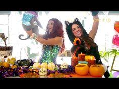 Muahahaha~ Spooky Video, Halloween Treats & Costume Ideas!