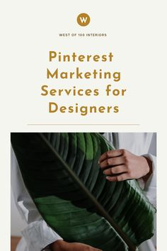 Pinterest Marketing Services for Designers: Interior Designers, Graphic & Web Designers. Are you looking into Pinterest marketing for your small business? In order to succeed in Pinterest marketing, you need to partner with someone who gets your unique niche. As a former home decor blogger, I understand how branding strategy plays a huge role in attracting your dream client; Check out my services and let's work together! | Pinterest Marketing | #webdesigner #interiordesigner #pinterestexpert