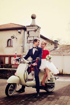 Pre Wedding Photoshoot, Wedding Poses, Wedding Shoot, Wedding Couples, Wedding Dresses, Vespa Girl, Scooter Girl, Photo Couple, Couple Shoot