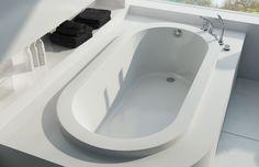 OKAPI Drop-in or Undermount bathtub - MAAX Collection