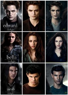 (EDWARD CULLEN , BELLA SWAN, JACOB BLACK)) Phenomenon - TwiFans-Twilight Saga books and Movie Fansite