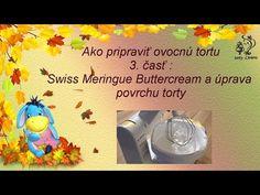 Swiss Meringue Buttercream a úprava povrchu torty ( Ovocná torta 3. časť )- / LiViera/ - YouTube Meringue, Frame, Yummy Yummy, Youtube, Merengue, Picture Frame, Frames, Youtubers, Youtube Movies