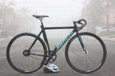 2013 Bianchi Super Pista - Pedal Room