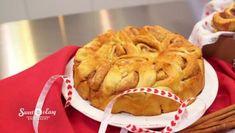 Zimtschneckenauflauf Sweet & Easy, Apple Pie, Muffin, Breakfast, Desserts, Food, Souffle Dish, Kuchen, Food Food