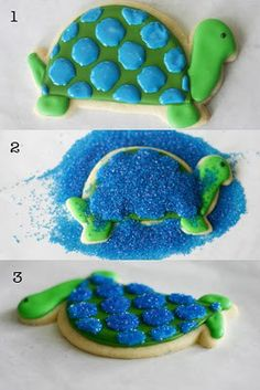 Sugar Cookie Recipe and Decorating Basics... just in time to practice for Christmas nutfish1