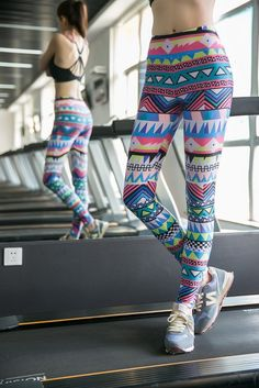 8f999ac22a 29 Best Yoga Wear images | Workout leggings, High waist, Print Leggings
