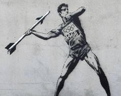bansky for the olimpics at http://waaaat.welovead.com/en/top/detail_frame/28cAioqv.html#