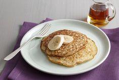 Panqueques de plátano ¡un desayuno de campeones!