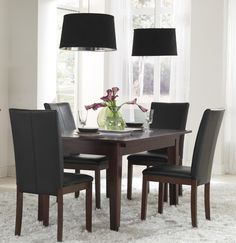 7 piece tolland dining set images