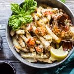 Sweet Chili Butter Grilled Lobster Fries with Havarti Cheese