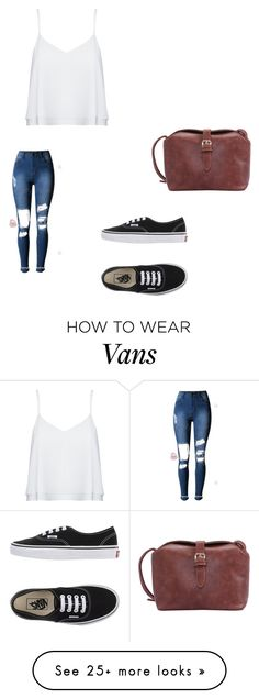 """""""Untitled #1543"""" by shafeeqa on Polyvore featuring Alice + Olivia and Vans"""