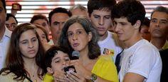 VER HOJE: Nome de Renata como vice de Marina é consenso no P...