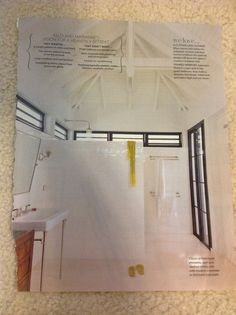 Best curtainless shower and remember for ADA compliance bigger bathroom door and have door open outward rather than inward