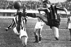 Giuseppe Meazza. Italy 1930's