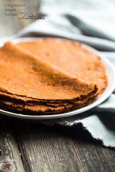 Tomato tortilla