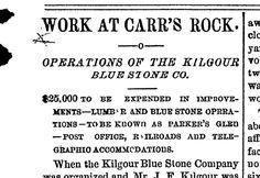 Carr's Rock PA, 1884 The Quarrymen, Blues, Ads, Rock, Image, Locks, Rock Music, Stone, The Rock