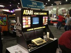 Atari 800 Remeber this display at sears back in the day