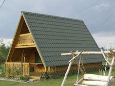 Dom z drewna KROGULEC - domy drewniane, domy z drewna, domki rekreacyjne, domki drewniane, urbud, produkcja domów z drewna