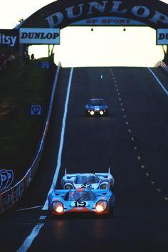 '71 Le Mans.