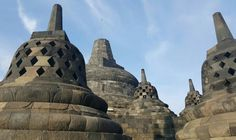 Borobudur Temple, Magelang, Central Java