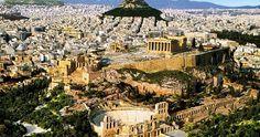 O que fazer em Atenas | Grécia #Atenas #Grécia #europa #viagem                                                                                                                                                                                 Mais