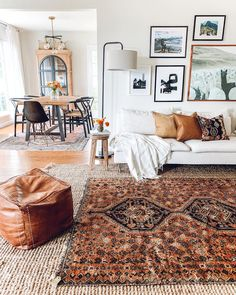 Rugs for Living Room Rugs for Living Room – With current home design trends with expensive engineered rugs and carpets, the only reason you could be holding back is budget, housekeeping, your pe… Living Room Carpet, Rugs In Living Room, Apartment Living, Home And Living, Living Room Designs, Living Room Decor, Room Rugs, Red Persian Rug Living Room, Persian Decor