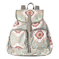 Zoe Backpack (28 CAD) ❤ liked on Polyvore featuring bags, backpacks, rucksack bag, day pack backpack, knapsack bags and backpacks bags
