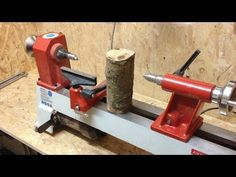 Woodturning - £3 log into a £2 Goblet !! - YouTube