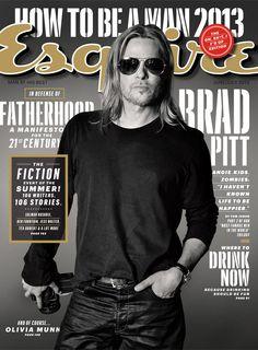 Esquire   Brad Pitt