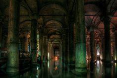 Basilica Cisterna Istanbul