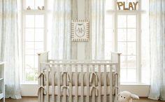 BabyZone: Unisex Nursery Inspiration | Cream and Neutral