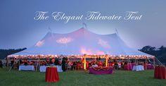 Tidewater Tents - sailcloth tents