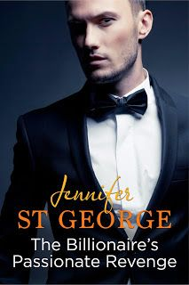 Toot's Book Reviews: Spotlight, Excerpt & Giveaway: The Billionaire's Passionate Revenge (The Billionaire #3) by Jennifer St. George