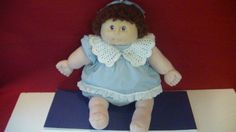 "Original Doll Baby by Martha Nelson Thomas 1984 Collectible 18"" Play Girl 