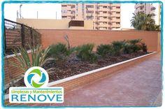 Empresa de Servicios de Jardinería en la Provincia de Alicante. Verdaderos paisajes con un mantenimiento escaso y económico. www.limpiezasrenove.com